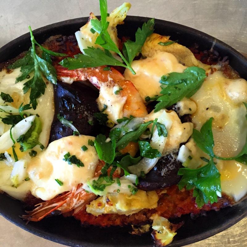Breakfast Paella