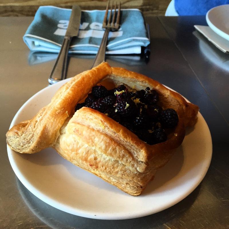 Sunday Morning Pastry