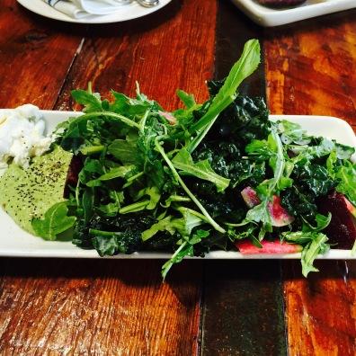 Beets: Beet Greens / Humbolt Fog / Pignolias / Poppy / Goddess Verde...$15