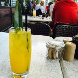 Hangover RX: Coconut Water / Pineapple / Vanilla & Orange...$5