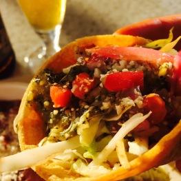 Grass-Fed Steak Taco